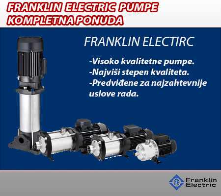 Franklin Electric pumpe
