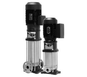 Višestepene vertikalne pumpe