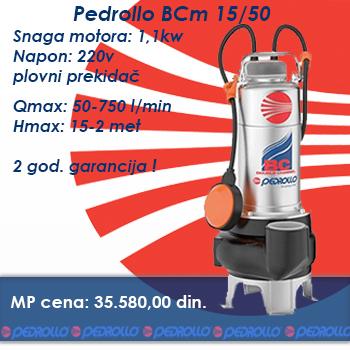 Pedrollo BCm 15/50