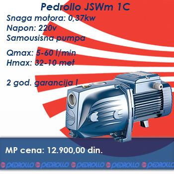 Pedrollo JSWm 1C